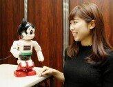 실제 대화 가능한 가정용 AI 로봇 '아톰' 등장