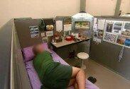 '개별 TV에 전화기…' 최신식 교도소, 좋은 환경 유지하는 이유