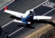 비행기 추락 위기에…활주로 대신 '고속도로' 이용한 조종사