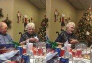 남편 선물에 눈물 쏟은 할머니…67년 지나도 ♥가득