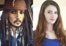 잭 스패로우 코스프레한 여성… 여배우급 미모에 '인기 폭발'