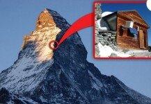 세상에서 가장 무서운 산장… 해발 3960m 절벽에 위치