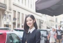 """""""귀티 흐르네~""""… 장저티엔, 결혼 후 '부잣집 사모님' 포스"""