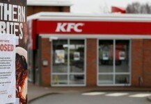영국서 KFC 점포, 절반 이상 문 닫아… 대체 무슨 일?