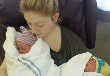 출산 직전까지 임신 사실 몰랐던 여성… 사연은?