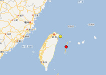 """""""집안 집기, 20초간 흔들""""…대만, 규모 6.0 지진 발생"""