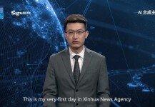 """""""24시간 근무 가능""""…세계 최초 'AI' 아나운서 등장"""