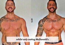 '한 달간 맥도날드 음식만 먹기' 프로젝트…놀라운 결과