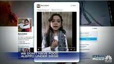 시리아 참상 알린 알레포 소녀 트위터 계정 사라져