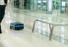 """""""더이상 끌지마세요!""""… 주인 따라가는 '인공지능' 여행 가방"""