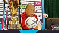 박항서의 베트남호, 말레이시아 꺾고 스즈키컵 정상 오를까?