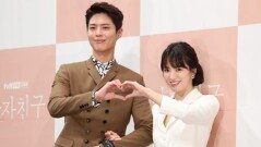[주간 화제★①] ′남자친구′ 송혜교·박보검, 훈훈한 로맨스로 겨울 녹였다