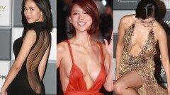 강한나·오인혜·한수아, 레드카펫 드레스 ′베스트 3′