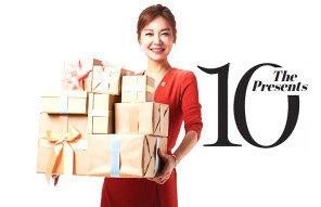 스타 쇼핑호스트 이수정이 추천하는 The 10 Presents