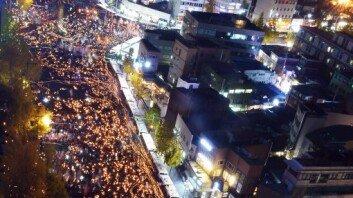 """""""JTBC 기자에 무료 제공""""… 점주들, '감동 이벤트'로 응원"""