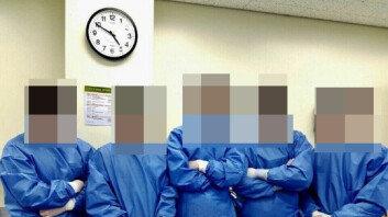 """""""징계 검토 중""""… '시신 앞 인증샷 촬영한' 의사들, 처벌 받을까"""