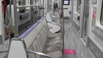 바뀐 지하철 좌석의 위치… 어떻게 생각하십니까?