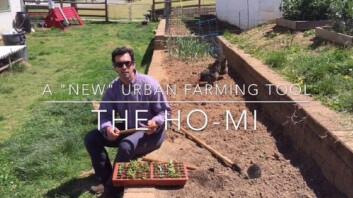 """""""도시 농기구, THE HO-MI""""… 호미, 이토록 고급진 농기구였나"""