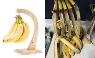 """바나나걸이 구매했더니… """"대신 까주는 기계로 탈바꿈"""""""