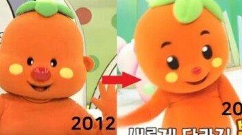 """""""성형의혹 해소!""""… 원래 모습으로 돌아온 뿡뿡이"""
