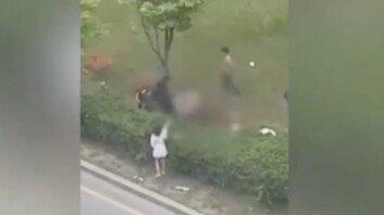 """광주 경찰 """"폭행 피의자, '조폭'이라면 강력 조치할 것"""""""