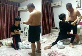 돈 훔친 아들에 회초리 100대 때린 父…어떻게 생각하세요?