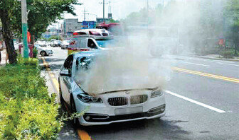 BMW 이어 에쿠스까지…연이은 차량 화재에 '불안감↑'
