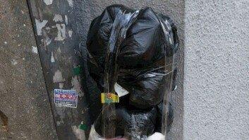 도대체 왜 이러는 걸까요…몰지각한 쓰레기 배출 '비난'