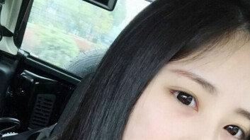 """""""데뷔해도 될 듯""""…中 얼짱 여대생, 국내서 뒤늦게 인기"""