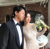 """""""추억의 한 페이지""""…'얼짱' 유혜주, 결혼 발표에 '들썩'"""