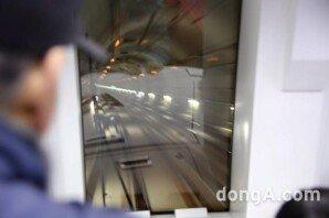 신분당선 강남행 열차, 출입문 고장…아수라장된 출근길