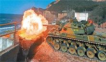 有动向显示,北韩还将在东海进行近中程导弹发射试验