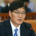 """环境部长官候选人赵琼奎在人事听证会上,就企财部出身的忧虑表示:""""愿当环境斗鸡"""""""