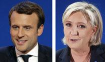 """""""局外人""""马克龙改变法国总统选举格局"""