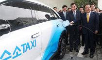 10辆氢燃料出租车将在首尔的街道上奔跑