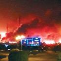 """沙特原油设施遭受""""无人机恐怖袭击"""",世界5%的产油量出现问题"""