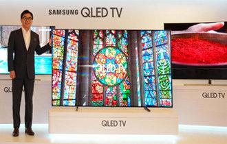 """时隔8年,三星要用QLED电视机实现""""量子跳跃"""""""