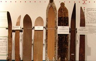 """""""古代原型""""韩半岛滑雪板时隔106年之后重返韩国"""