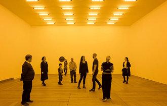 韩国单色画徒有虚名?……在英国国家美术馆举行的企划展上没有出现一件韩国单色画作品