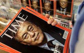 """文在寅总统入选《时代》杂志""""有影响力的100人"""""""
