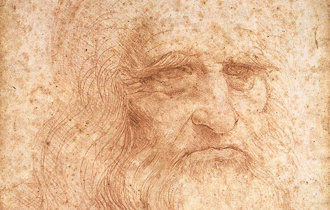 """在超过500年的意天才艺术家达芬奇的作品复原上将使用""""韩纸"""""""