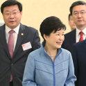 """樸槿惠總統的""""憂愁的假期"""",今年或還在總統官邸青瓦台度過"""