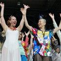 """引領巴黎夏季慶典""""韓國文化周""""的安恩美舞蹈家表示,""""1分59秒的身姿應該能緩解巴黎人的苦悶吧"""""""