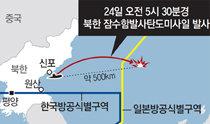 北韓超高速開發潛射導彈,瞄準韓國全境