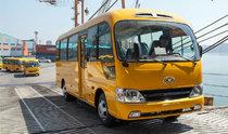 KOTRA向緬甸出口200輛現代巴士