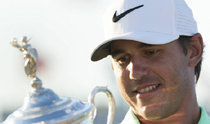 新科美國公開賽冠軍得主科普卡的世界排名躍升至第10位