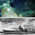 曾運送廣島原子彈的美國戰艦時隔72年被發現