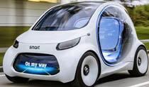 自動駕駛汽車的未來…大屏幕將取代駕駛台,也可以布置成客廳一樣