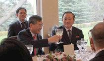 积极参与社交活动,北韓駐欧洲大使們发生了变化
