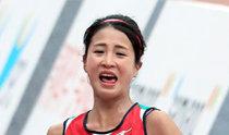 """""""新星""""金度妍刷新沈寂21年之久的韓國女子馬拉松最好成績"""